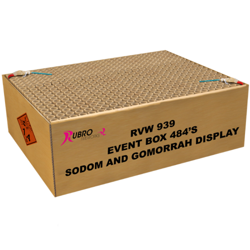 Sodom & Gomorrah Box