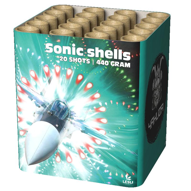 Sonic shells