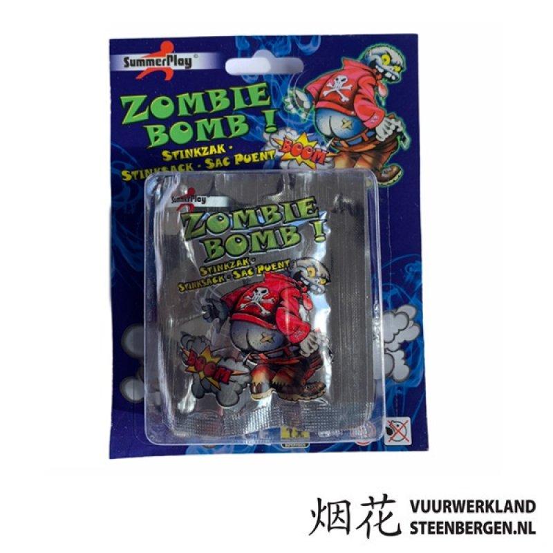 Stinkbommen Zombie Bomb (3 stuks)