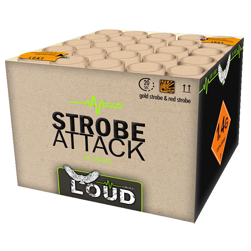 KL002 Strobe Attack