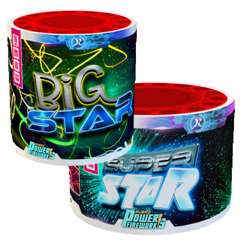 Super Star & Big Star - 2 voor 1