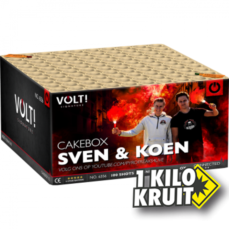 SVEN & KOEN BOX