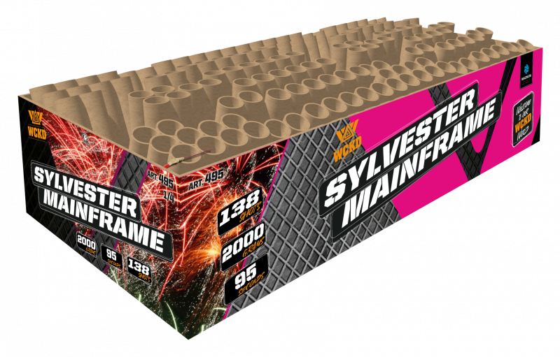 Sylvester Mainframe Box