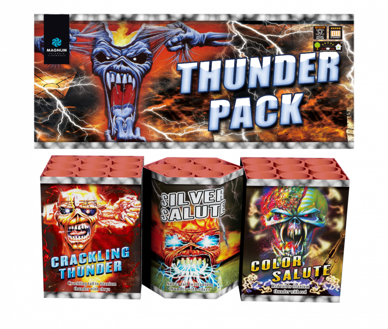 Thunder Pack - 3 voor 2