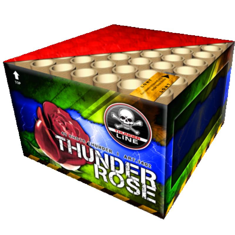 Thunder Rose
