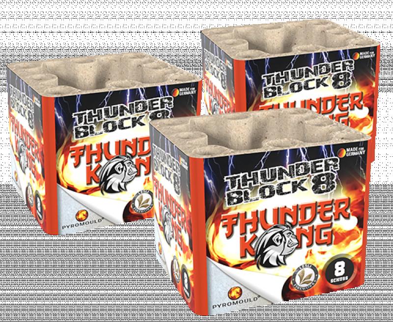 Thunderblock 8 | 3 halen 1 betalen