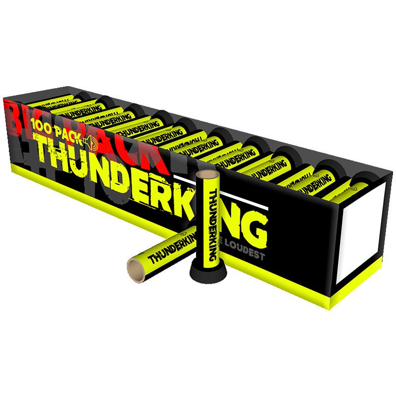 Thunderking big pack 100-pack