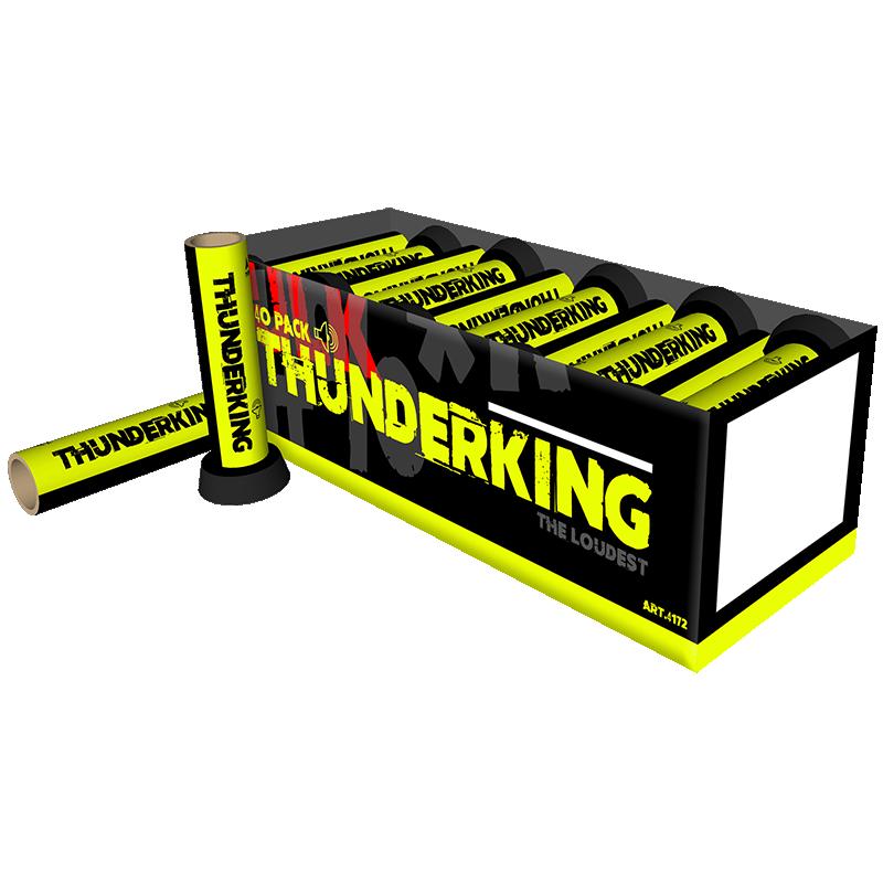 Thunderking bulk 40-pack