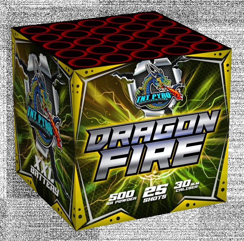 Dragon Fire 25's
