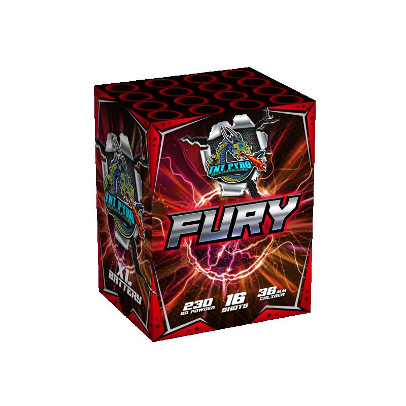 Fury 16's