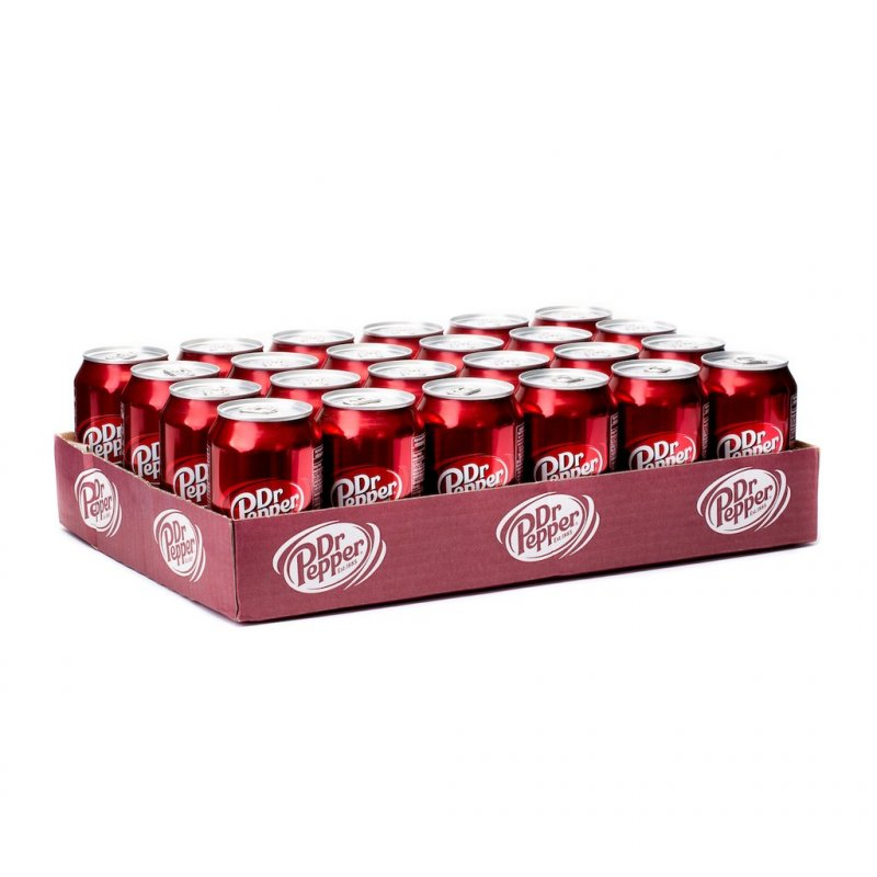 Tray Dr. Pepper