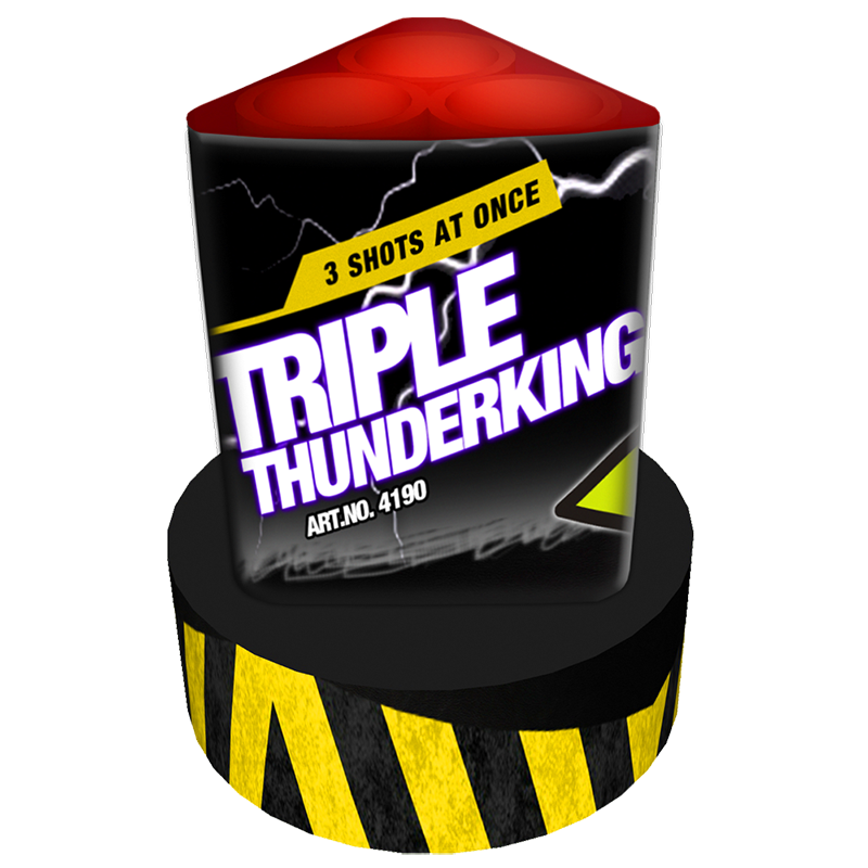 Triple Thunderking