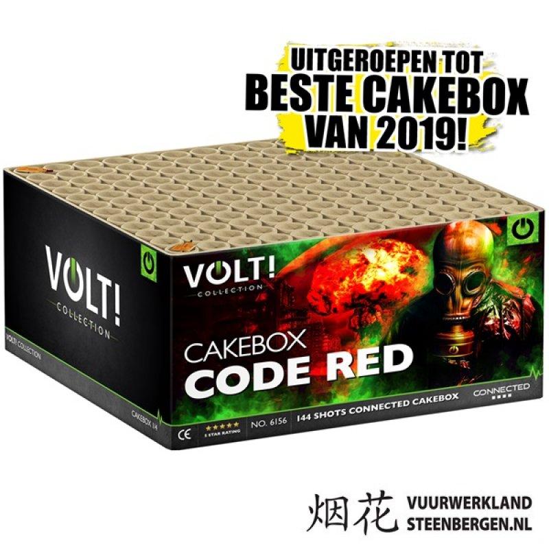 VOLT! Code Red Box