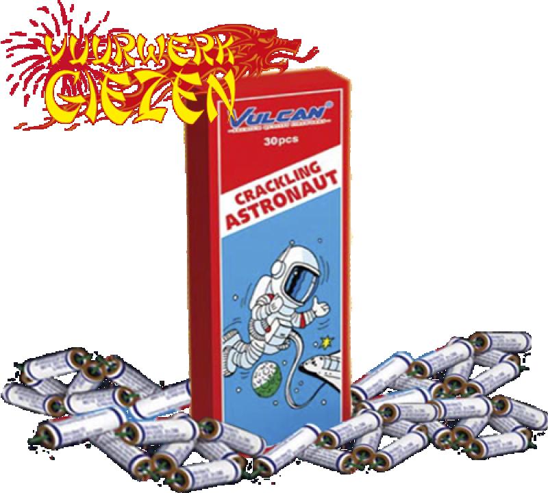 Crackling Astronauten