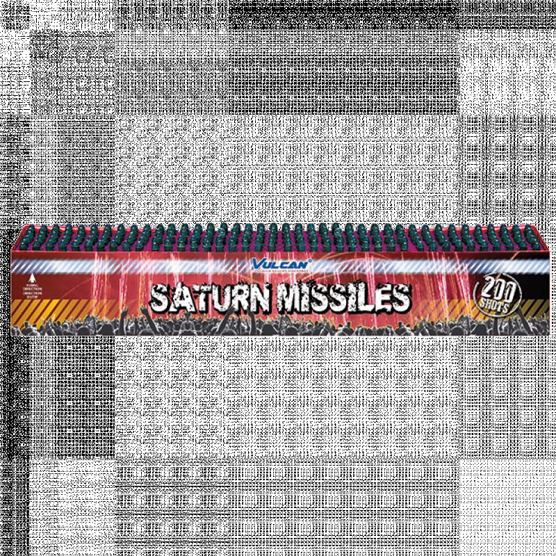saturn missile 1 stuks