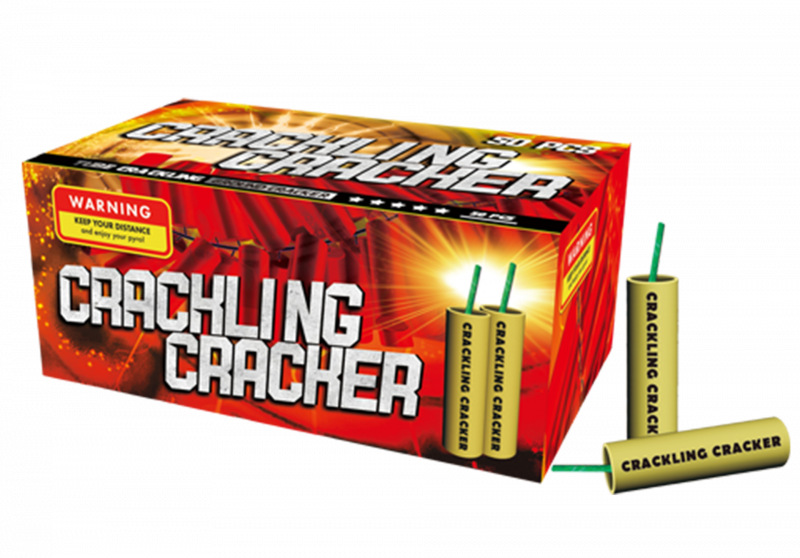 Crackling Craker