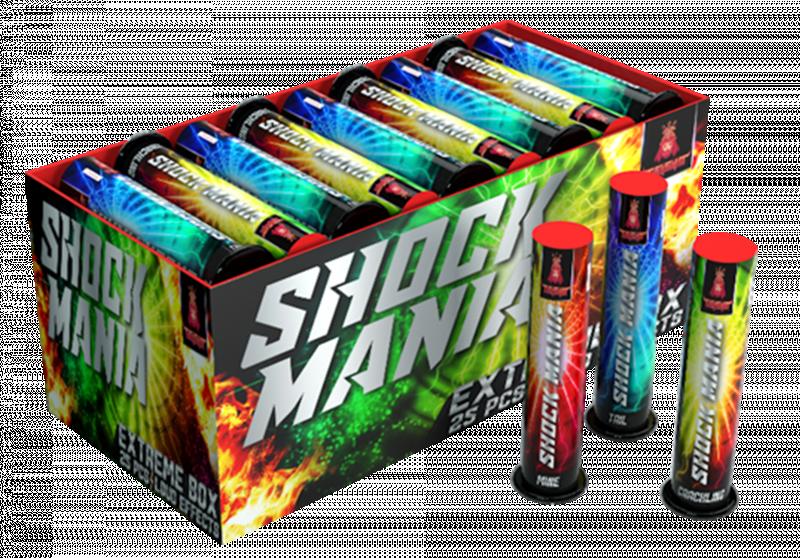 Shock Mania Xtreme Box