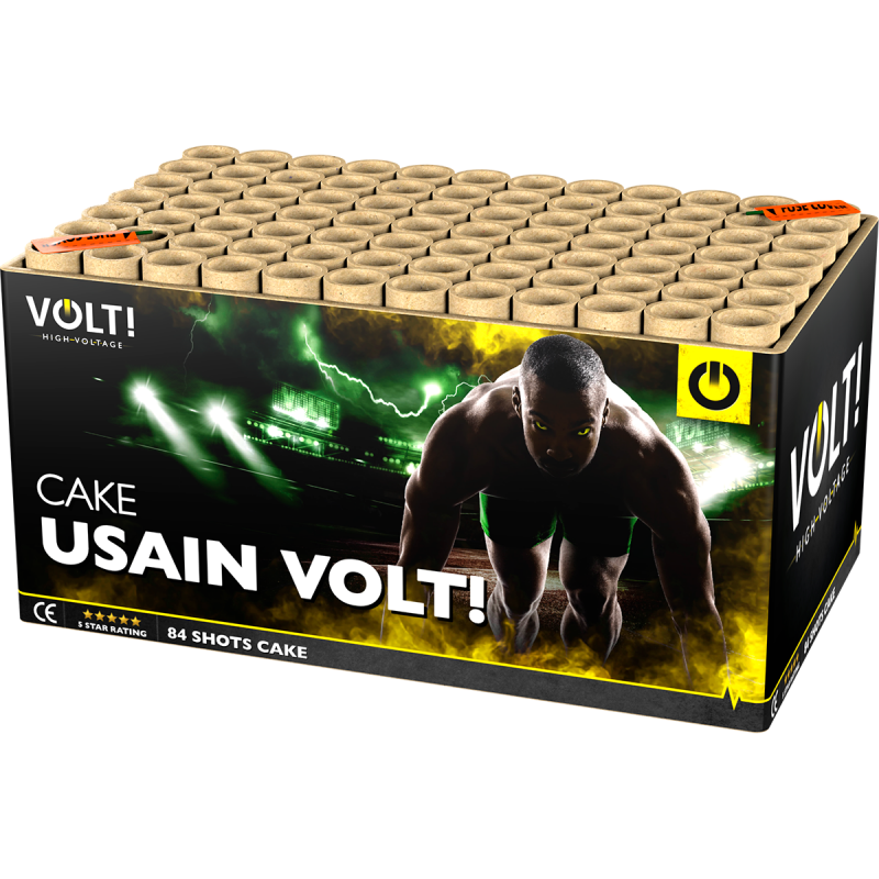 Usain Volt!