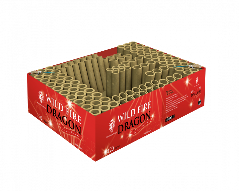 Wild Fire Dragon Box