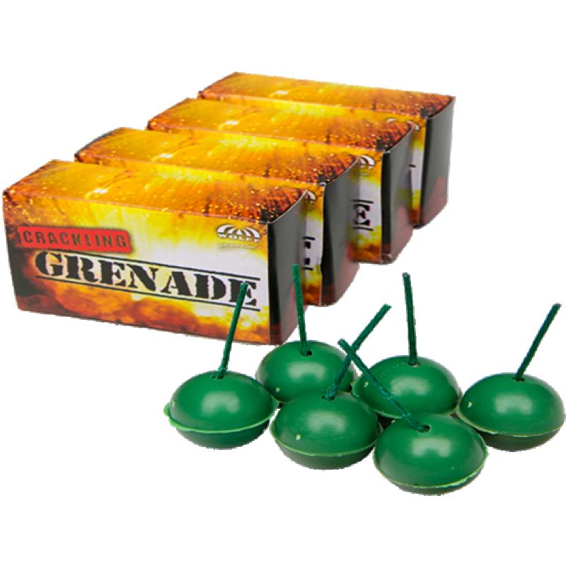 Crackling Grenade