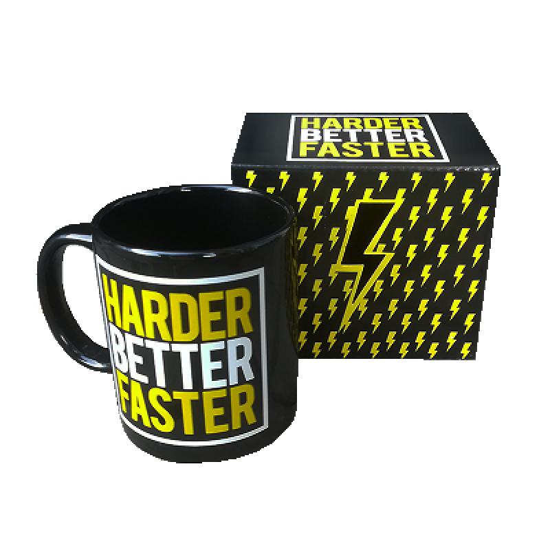 Zena Mok Harder Better Faster